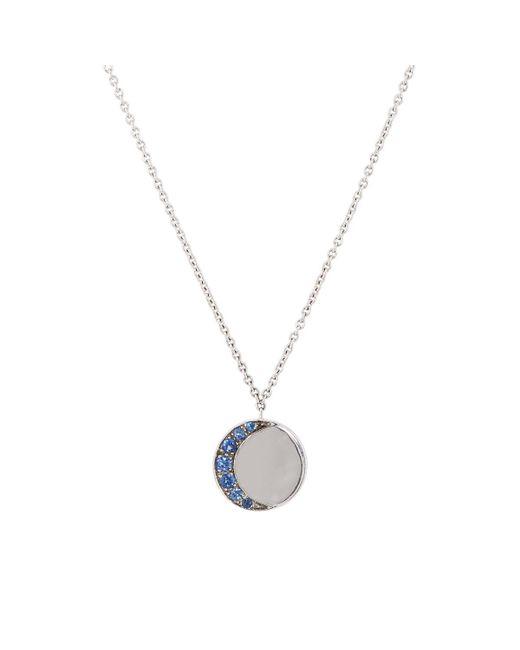 Pamela Love - Metallic Moon Phase Pendant Necklace - Lyst