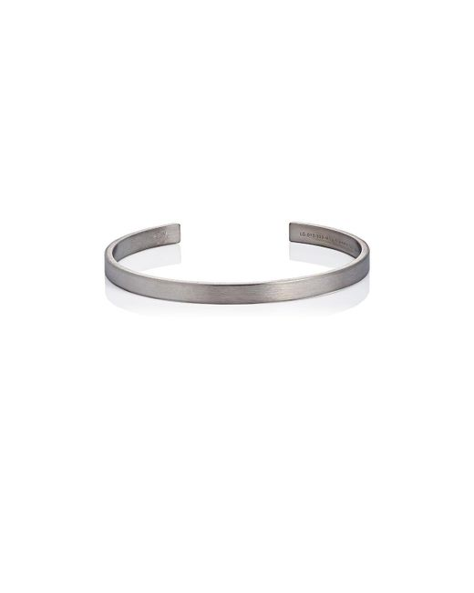 Le Gramme | Metallic Le 15 Cuff for Men | Lyst