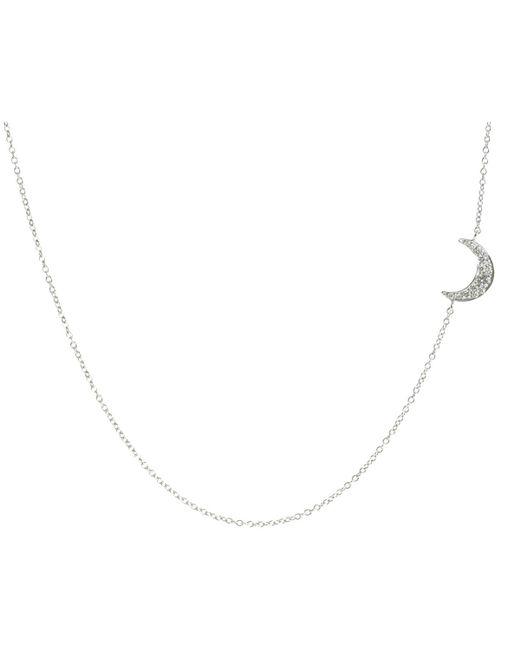 Finn   Metallic Crescent   Lyst