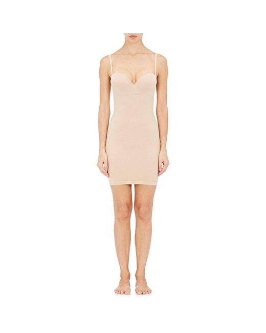 Wolford - Natural Opaque Naturel Forming Dress - Lyst