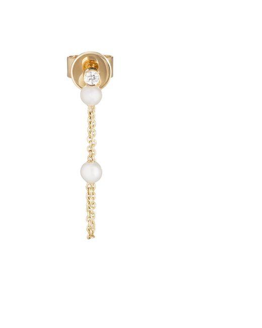 Sophie Bille Brahe | Multicolor Bouclé Perle Earring | Lyst