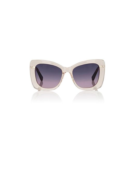 Derek Lam - Purple Clara Sunglasses - Lyst