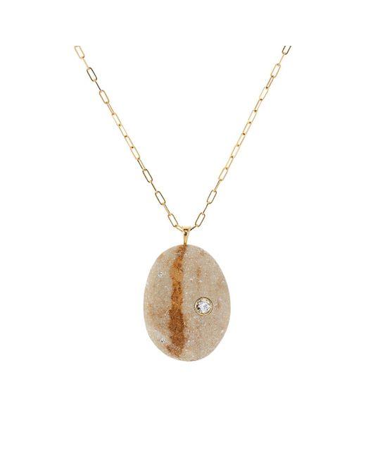 Cvc Stones - Metallic Timon Pendant Necklace - Lyst