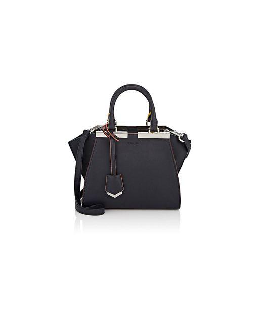 Fendi - Blue 3jours Mini-satchel - Lyst