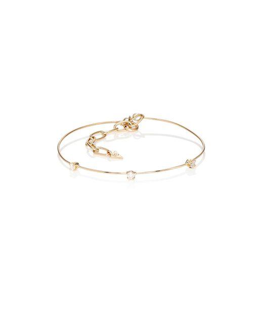 Loren Stewart | Metallic Liza Wire Bracelet | Lyst