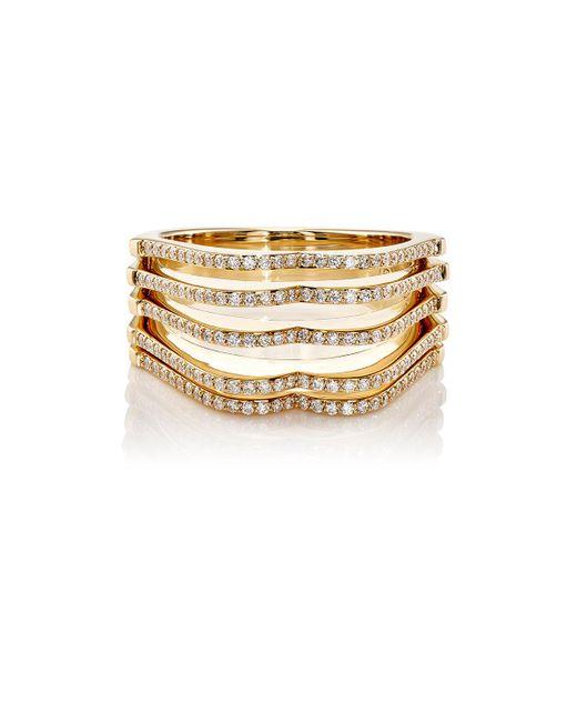 Raphaele Canot - Metallic omg! Many More Ring - Lyst