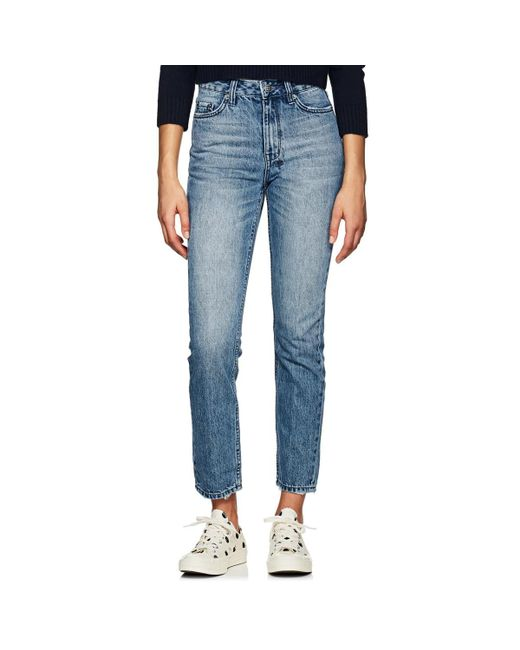 Ksubi - Blue Slim Pin Jeans - Lyst