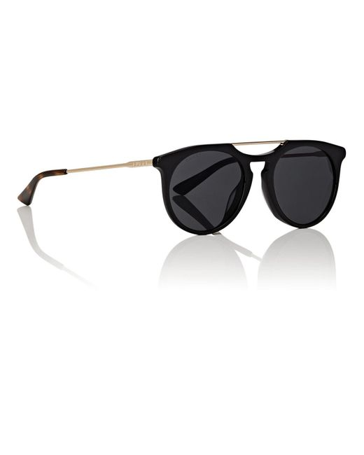 a6fc31c62c ... Gucci - Brown GG0320S Sunglasses for Men - Lyst ...