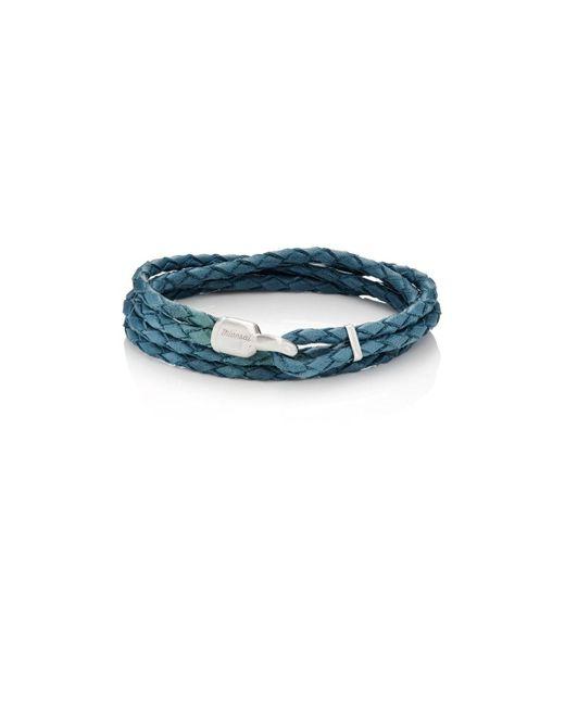 Miansai | Blue Trice Double | Lyst