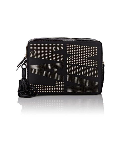 Lanvin - Black Medium Leather Camera Bag - Lyst
