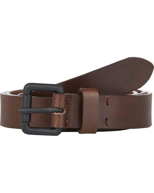 Barneys New York | Brown Leather Belt for Men | Lyst