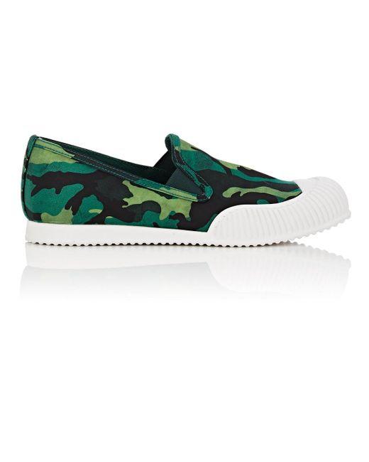 Prada - Green Cap - Lyst