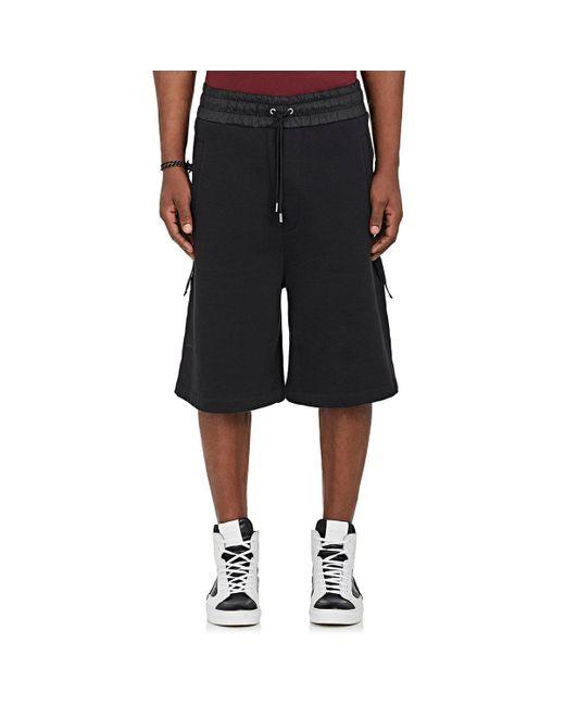 Mens Cotton Terry Basketball Shorts Public School lRQgCdnCJ9