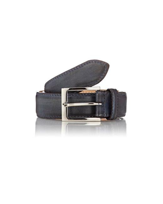 Harris | Brown Leather Belt for Men | Lyst