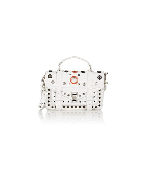 Proenza Schouler | White Ps1 Tiny Shoulder Bag | Lyst