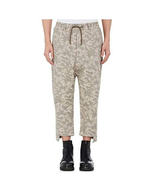 Vivienne Westwood | Green Camouflage Drop for Men | Lyst