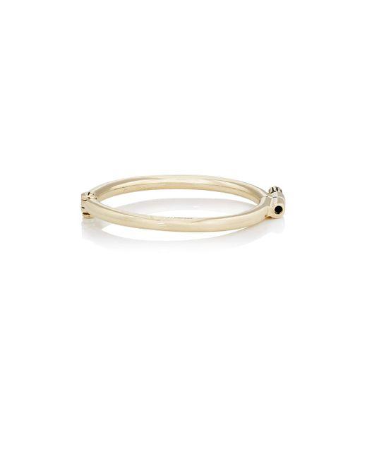 Miansai   Metallic Side Cuff Bracelet   Lyst