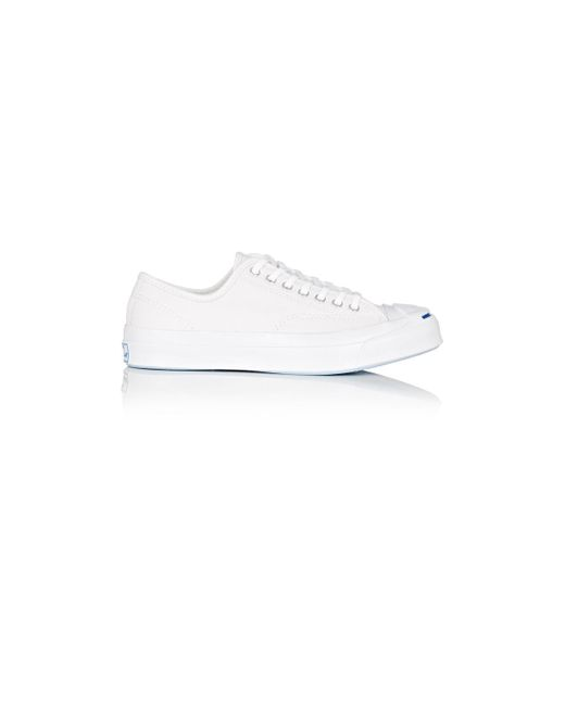 Converse | White Signature Ox Leather Low | Lyst