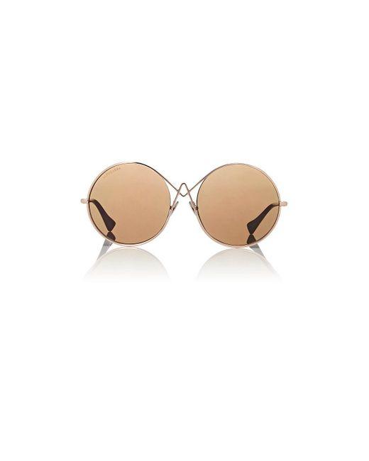Altuzarra - Metallic Az 0003 Sunglasses - Lyst