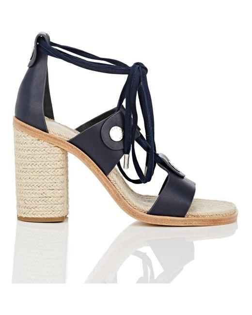 Rag & Bone - Blue Sandals - Lyst