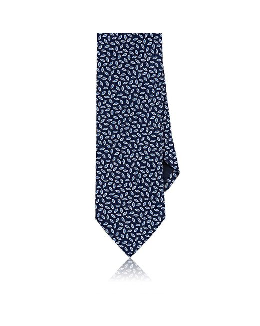 Barneys New York | Blue Leaf-pattern Basket for Men | Lyst
