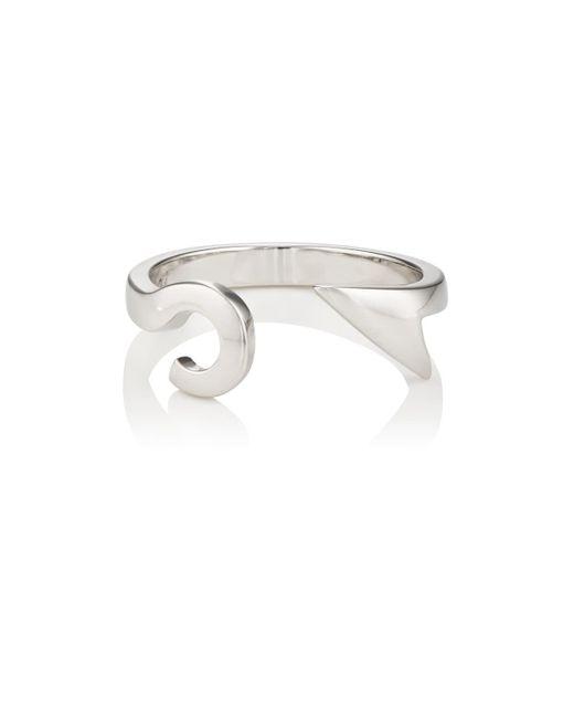 Miansai | Metallic Hook Ring | Lyst