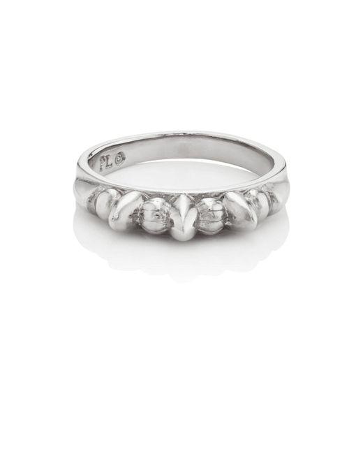 Pamela Love - Metallic Thin Spike Ring - Lyst