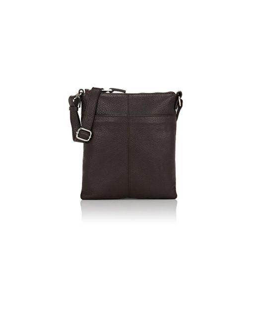 Barneys New York | Brown Small Messenger Bag for Men | Lyst