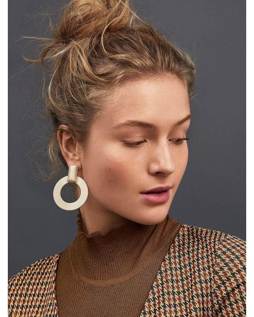 BaubleBar - Multicolor Marisela Hoop Earrings - Lyst