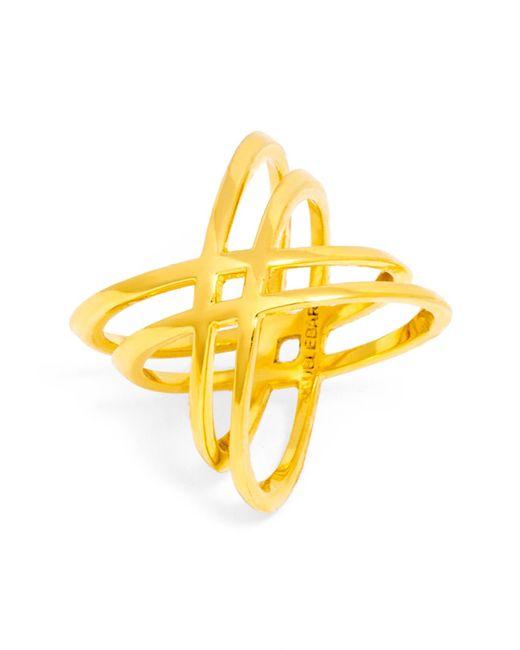 BaubleBar | Multicolor Atomic Ring | Lyst