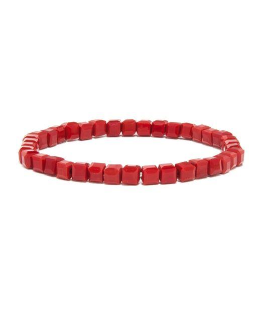 BaubleBar | Red Cubist Bracelet | Lyst