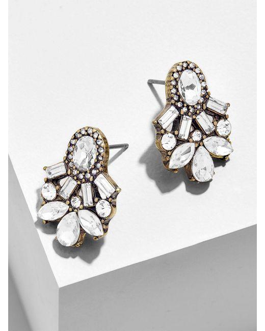 BaubleBar - Multicolor Arenia Stud Earrings - Lyst