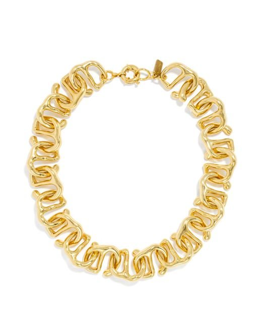 BaubleBar | Metallic Gold Bouvier Links | Lyst