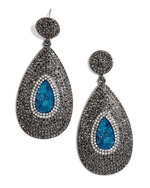 BaubleBar | Multicolor Demetria Drop Earrings | Lyst
