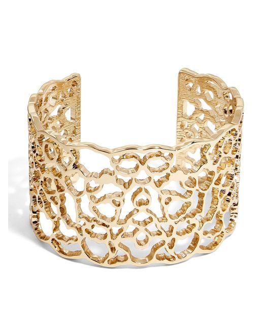 BaubleBar   Metallic Tabea Cuff Bracelet   Lyst