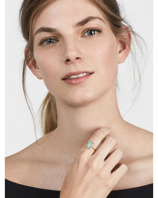 BaubleBar | Multicolor Remia Ring | Lyst
