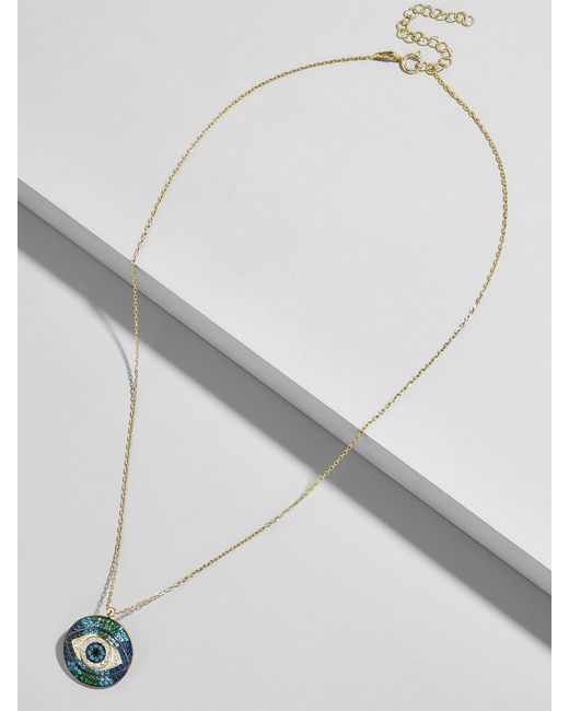 BaubleBar - Multicolor Amuleto Everyday Fine Necklace - Lyst