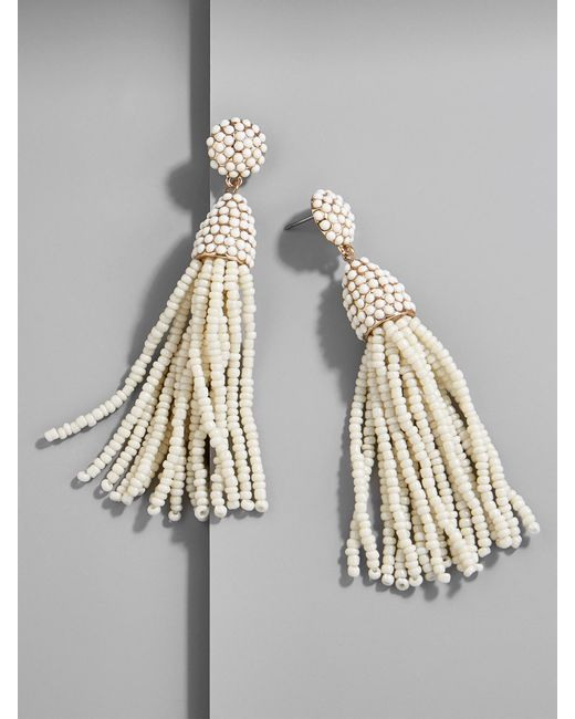 BaubleBar | Multicolor Piñata Tassel Earrings | Lyst
