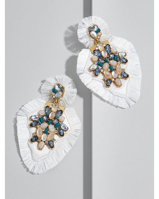 BaubleBar   Multicolor Elsa Drop Earrings   Lyst