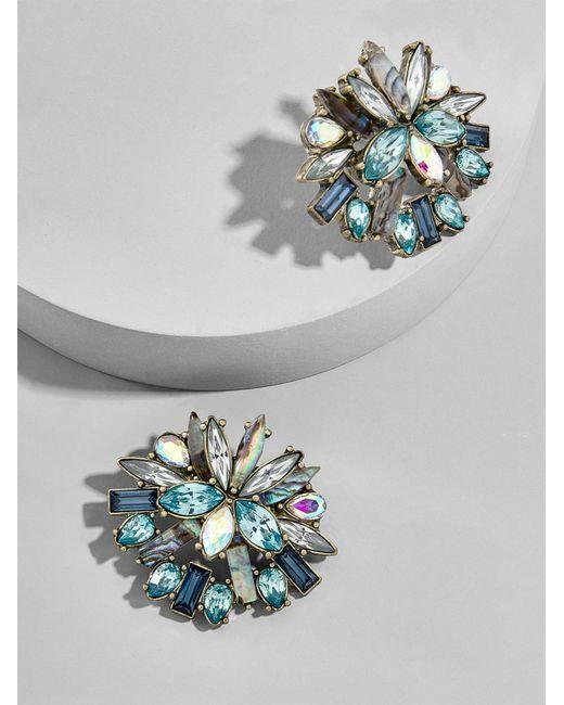 BaubleBar | Multicolor Zaffre Stud Earrings | Lyst