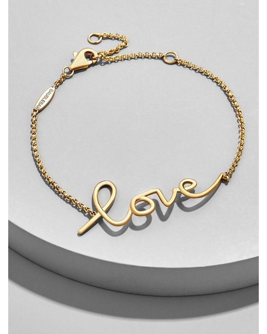 BaubleBar   Multicolor L'amour Everyday Fine Bracelet   Lyst