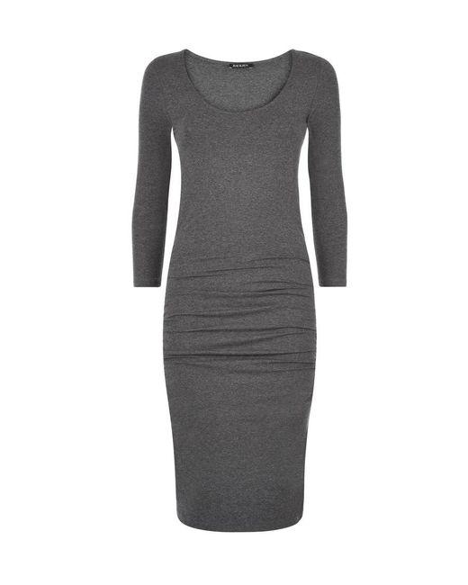 Baukjen | Gray Heath Ruched Dress | Lyst