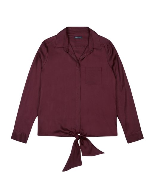 Baukjen | Purple Sylvie Shirt | Lyst
