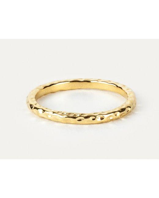 Davina Combe   Metallic Gold Origins Ring   Lyst