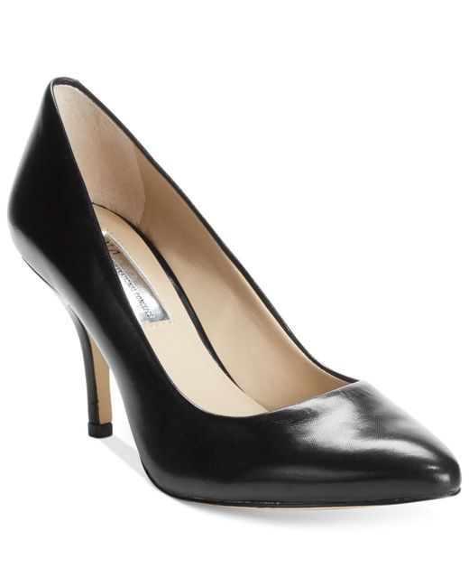 INC International Concepts | Black Womens Zitah Pointed Toe Pumps, Only At Macy's | Lyst