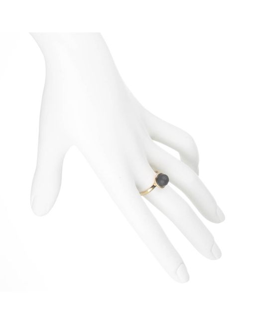 Alexis Bittar | Metallic Lucite Mini Sphere Ring You Might Also Like | Lyst