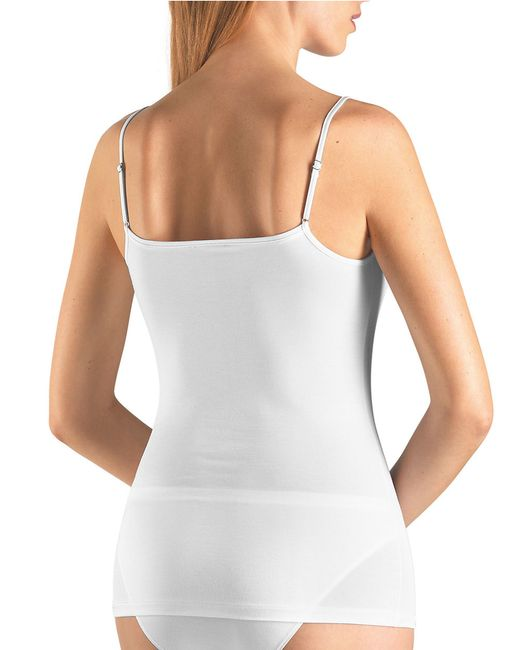 Hanro | White Soft Touch Camisole | Lyst