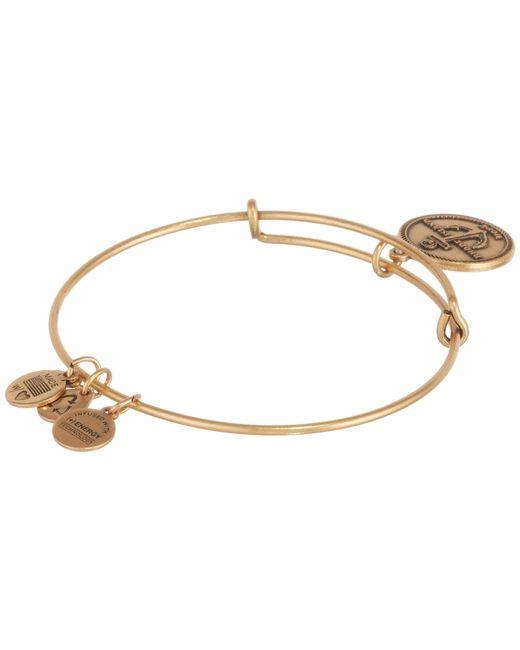 Alex and ani Rhode Island Charm Bangle in Gold (Rafaelian ...