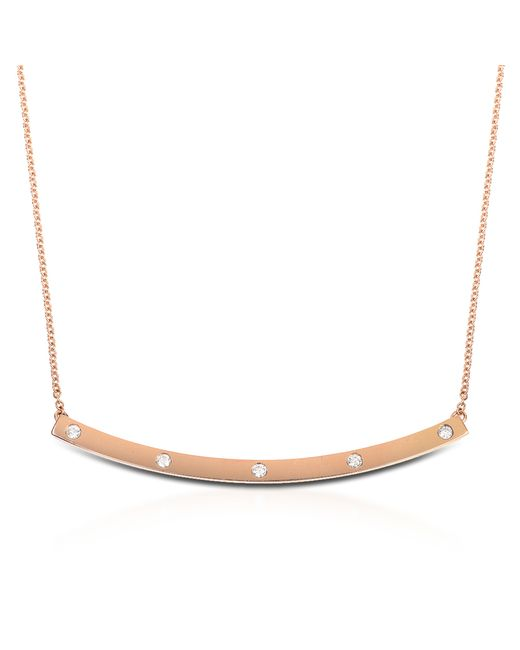 Carbon & Hyde | Pink High Five Necklace | Lyst