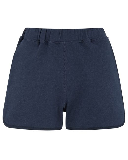 Sunspel | Blue Women's Loopback Cotton Shorts | Lyst